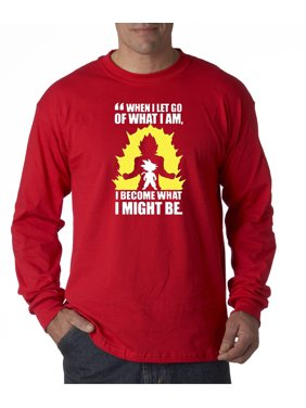 0e28f2aa5ea6 Product Image 639 - Unisex Long-Sleeve T-Shirt When I Let Go What I Am. New  Way