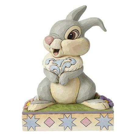Disney Traditions by Jim Shore Thumper 75th Anniversary (Lladro Anniversary Figurine)