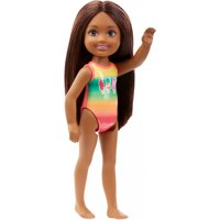 Barbie Club Chelsea Doll, Brunette
