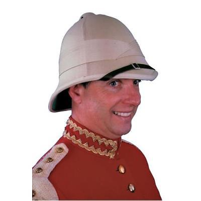 Quality Khaki British Pith Hat