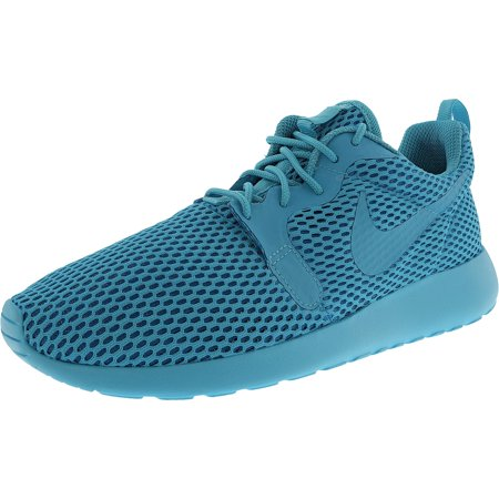 Nike Women's Roshe One Hyperfuse Breathe Gamma Blue / Blue-Blue Lagoon Ankle-High Fabric Athletic Water Shoe - 9.5M