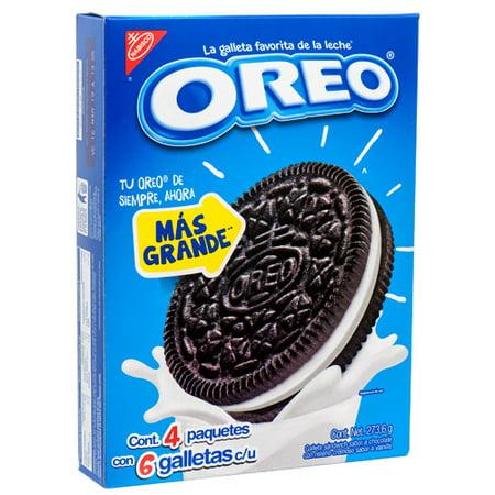 New Oreo Wafer (New 378453  Oreo Cookies 4Pk (12-Pack) Cookies Cheap Wholesale Discount Bulk Snacks Cookies)
