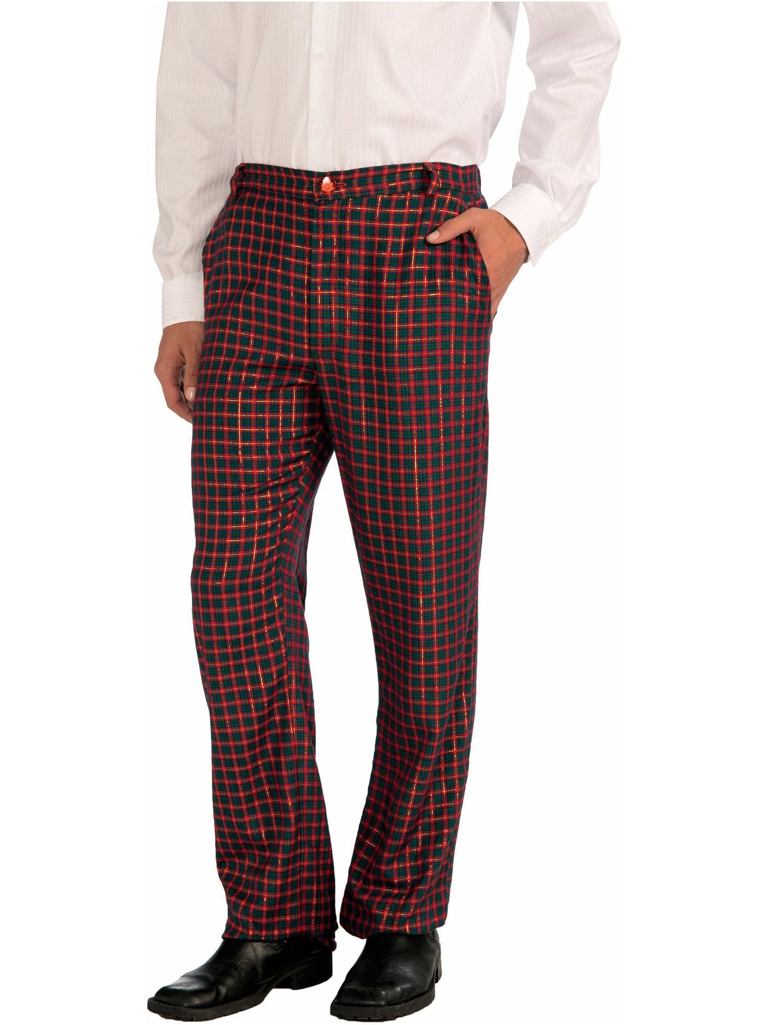 Christmas Plaid Pants - Walmart.com