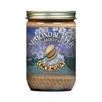 Once Again Almond Butter Smooth 35 Lb (Pack of 1)