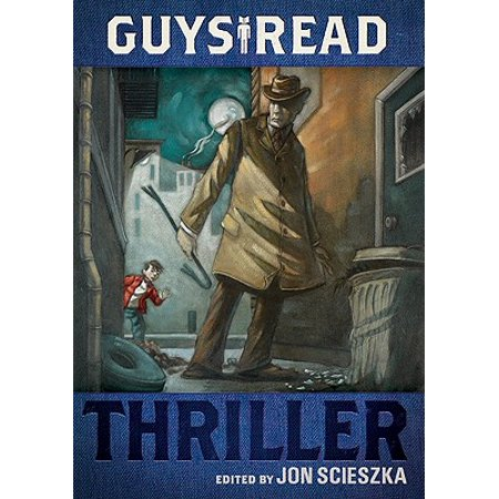 Guys Read: Thriller - eBook