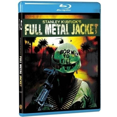 FULL METAL JACKET (BLU-RAY/DVD/DELUXE EDITION)