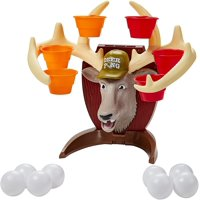 Deals on Deer Pong Game, Features Talking Deer Head and Music