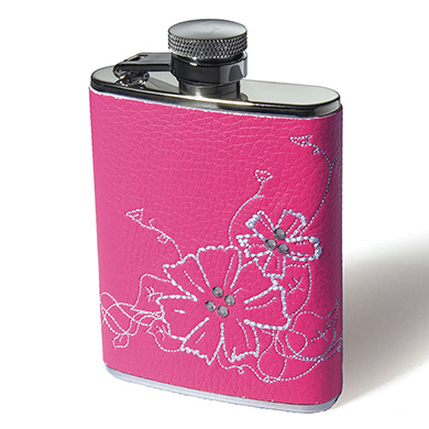 Hip Flask Just for Her