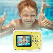 HD Waterproof Digital Camera Underwater Camera 2.0 Inch LED Dispaly For Kids