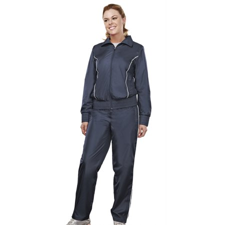 Quick View Poly Jackets - TM Women's 100% Poly Micro Wind Coat With Mesh Lining