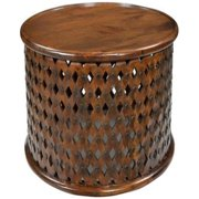 Style N Living IICA - 17 Icarus Side Table - 18 x 17 x 17 inch