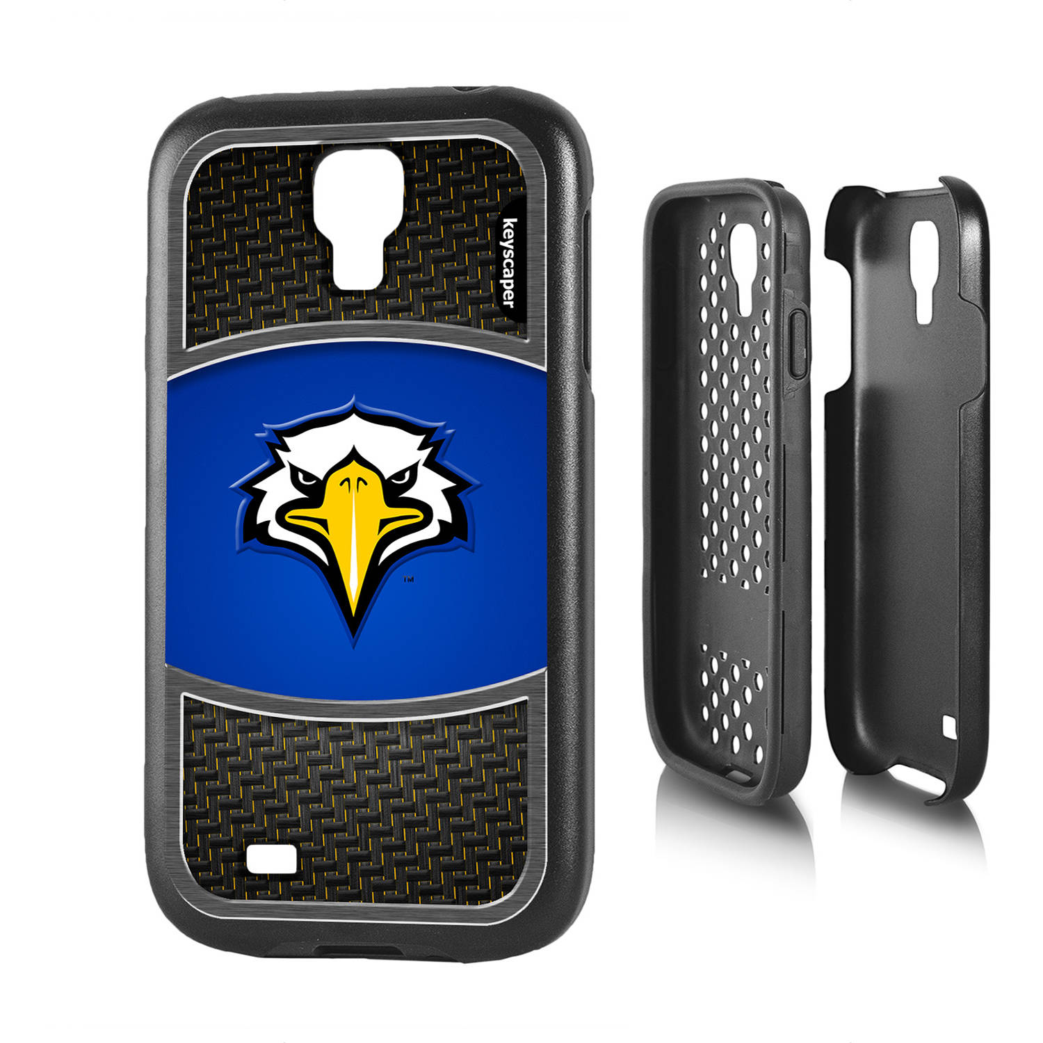Morehead State Eagles Galaxy S4 Rugged Case