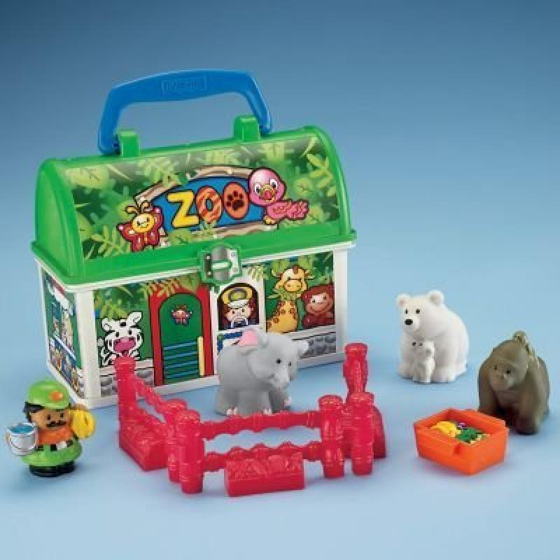 Fisher Price Little People on the Go Zoo by