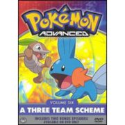 Pokemon Advanced, Vol. 6 A Three Team Scheme by