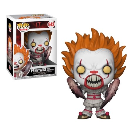 - Funko POP - IT - Pennywise (Spider Legs) - Vinyl Collectible Figure