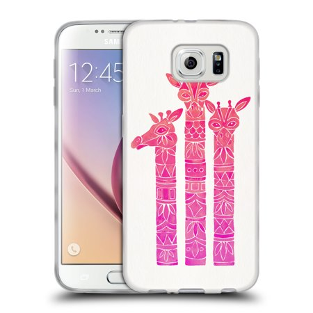 OFFICIAL CAT COQUILLETTE ANIMALS SOFT GEL CASE FOR SAMSUNG PHONES 1