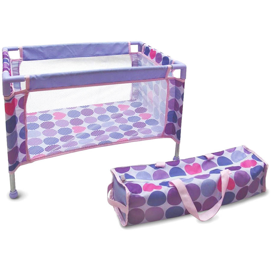 My Sweet Love Doll Playpen with Bag