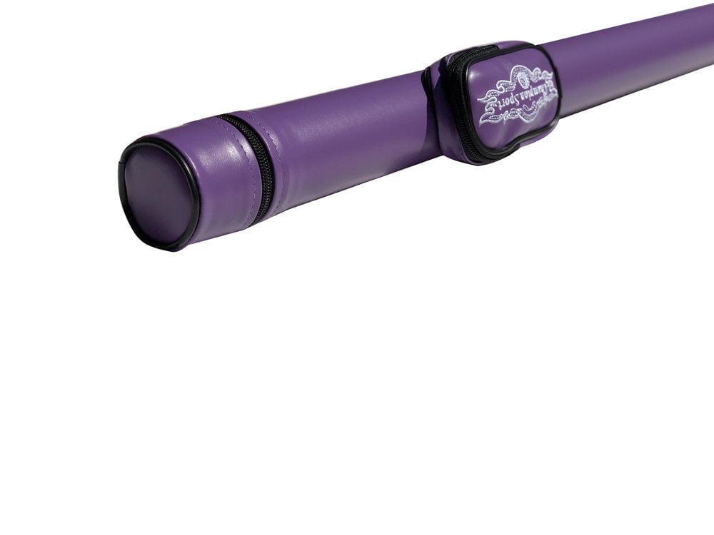 Free Aim trainer Champion Purple 1X1  Case For Billiard Pool Stick