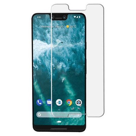 HD Premium 2.5D Round Edge Tempered Glass Screen Protector for Google Pixel 3 XL - Glasses Pixel