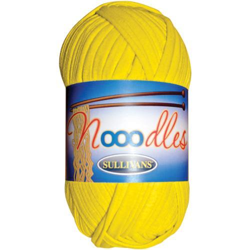 Sullivans Cotton Nooodles Yarn-Sunshine