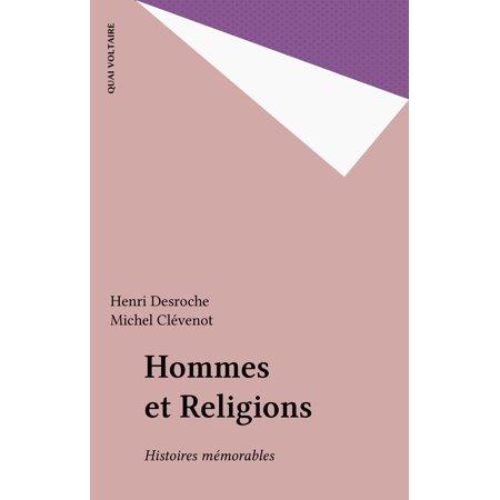 Hommes et Religions - eBook](Halloween Et Religion)