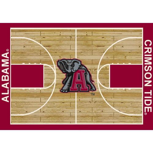 """Arkansas 7'8"""" x 10'9"""" Premium Court Rug"""