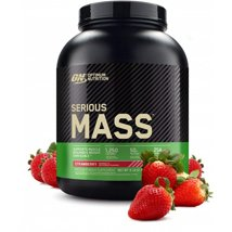 Protein & Meal Replacement: Optimum Nutrition Serious Mass Weight Gain Powder