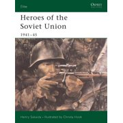 Heroes of the Soviet Union 1941–45 - eBook