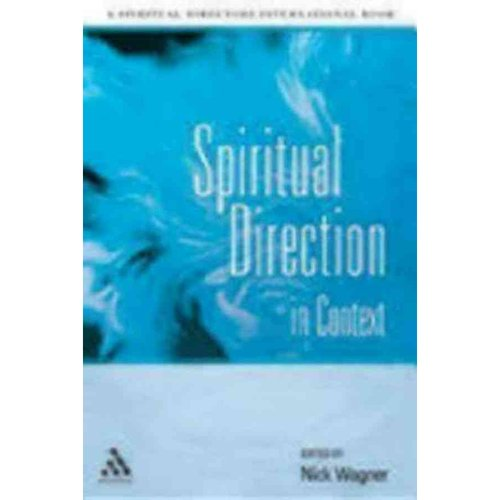 Spiritual Direction in Context