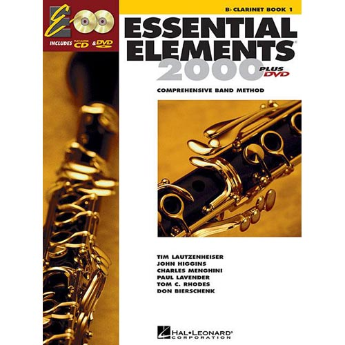 Essential Elements for Band: Comprehensive Band Method