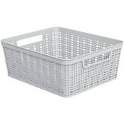 ***FASTTRACK***Mainstays Medium Decorative Basket