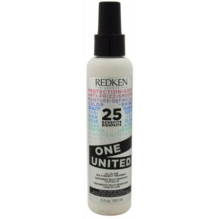 Redken One United All In One Multi Benefit Treatment  5 Oz