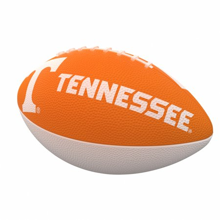 Auburn Georgia Football (Tennessee Volunteers Combo Logo Junior-Size Rubber Football)