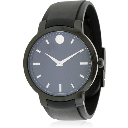 Movado Gravity Rubber Men's Watch, 0606849