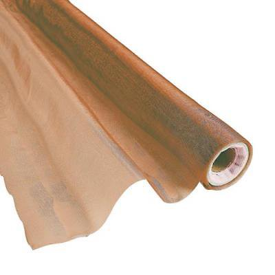 IN-13655682 Copper Shimmer Fabric Roll 1 Roll(s)