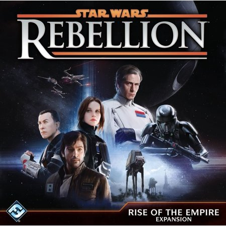 Star Wars Rebellion: Rise of the Empire Expansion, Star Wars Rebellion Expansion By Fantasy Flight (Sins Of A Solar Empire Rebellion Sale)