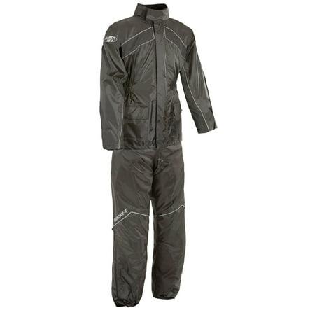 One Piece Motorcycle Rainsuit - Joe Rocket RS-2 Two-Piece Rain Suit