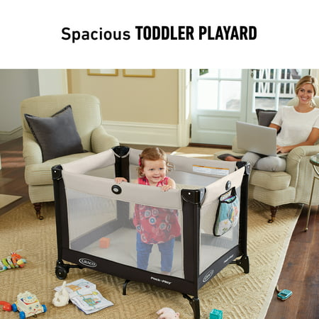 Graco Pack 'n Play On the Go Playard, Great for Travel, Kate