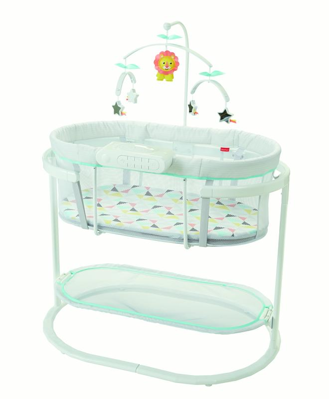 Fisher Price Soothing Motions Bassinet by Fisher-Price