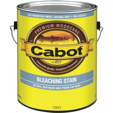 Cabot Weathered Look Exterior Bleaching Stain