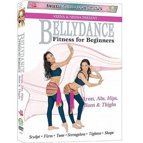 Bellydance For Beginners: Arms, Abs, Hips, Buns & Thighs (Full Frame)