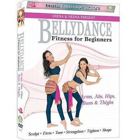 Bellydance For Beginners  Arms  Abs  Hips  Buns   Thighs  Full Frame