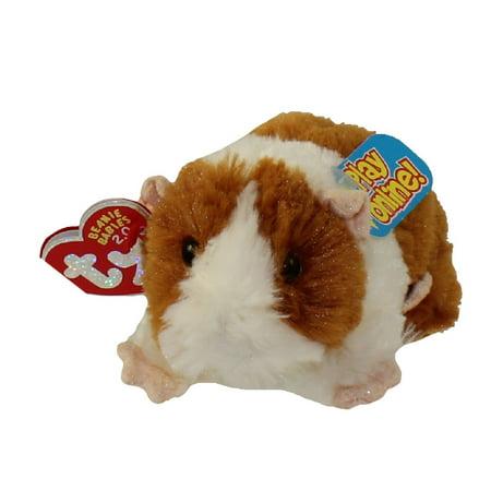 Hamster Beanie Baby (TY Beanie Baby 2.0 - FLUFFBALL the Hamster )