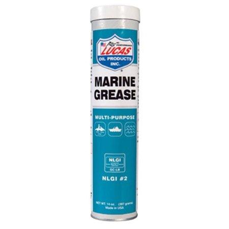 Red Sea Marine Lab (Lucas Oil 10320-30 Marine Grease - 14oz.)
