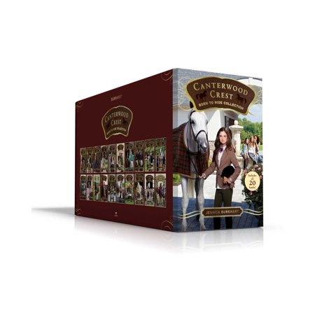 Canterwood Crest Born to Ride Collection : Take the Reins; Chasing Blue; Behind the Bit; Triple Fault; Best Enemies; Little White Lies; Rival Revenge; Home Sweet Drama; City Secrets; Elite Ambition; Scandals, Rumors, Lies; Unfriendly Competition; Chosen; Initiation; Popular; Comeback; etc. - Little Cigars Sweet