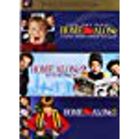 Home Alone 1, 2, & 3 (DVD) Home Alone 1, 2, & 3 (DVD)