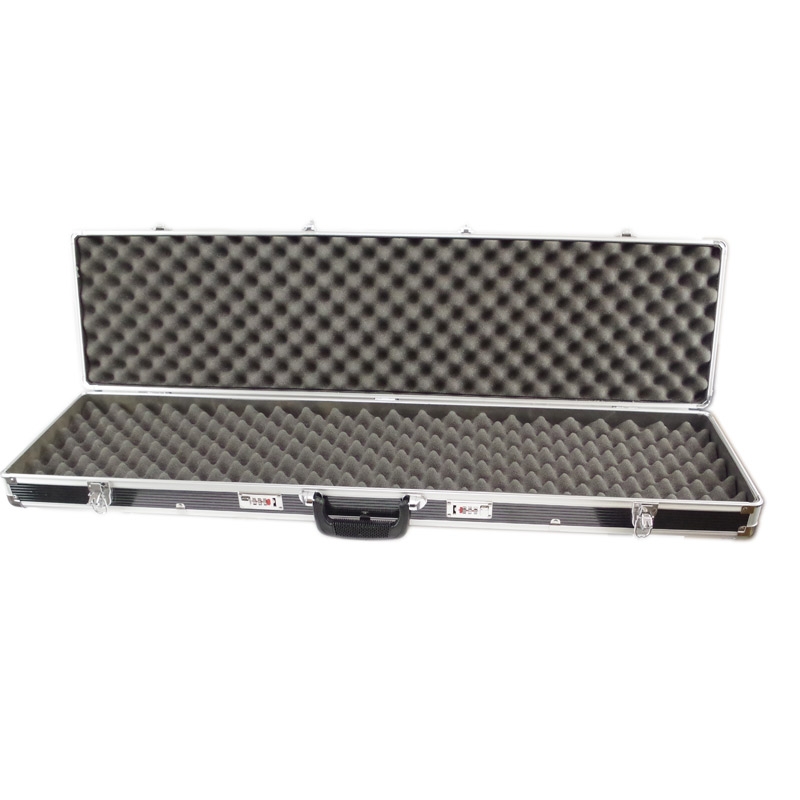"A486 - Aluminum Rifle Shotgun Hard Case - 44"" x 11.5"" x 4"""