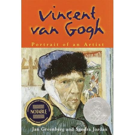 Vincent Van Gogh : Portrait of an - Vincent Van Gogh Halloween