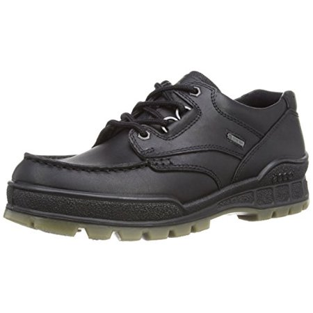 ECCO Men's Track II Low Oxford,Black,43 EU/9-9.5 M (Educo Track)