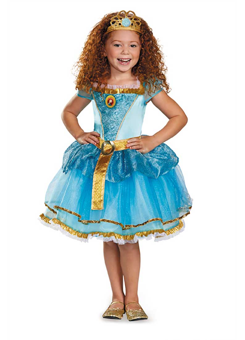 disney princess deluxe ariel child halloween costume - walmart